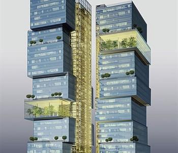 משרדים למכירה מגדלי הארבעה