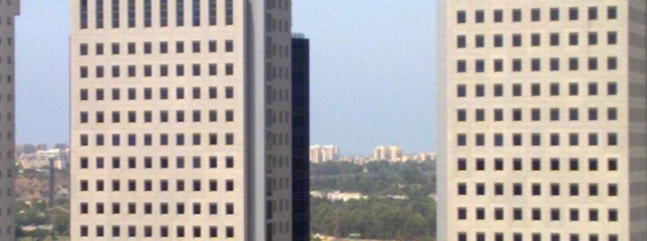 משרדים בבני ברק למכירה במגדל בסר