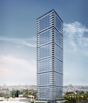 מגדל משרדים הכשרת היישוב