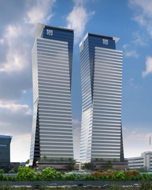 מגדלי אלון משרדים למכירה