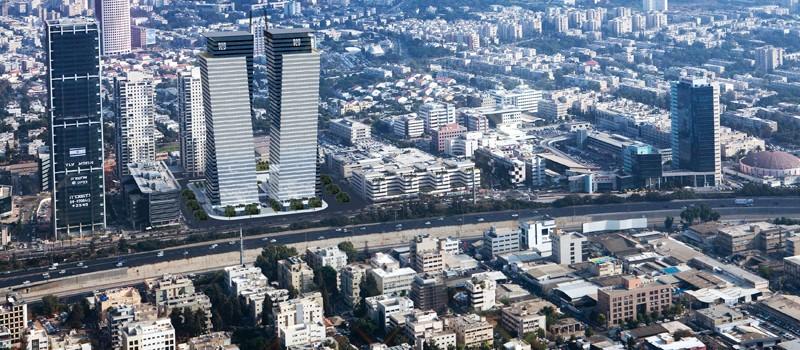 מגדלי אלון בתל אביב